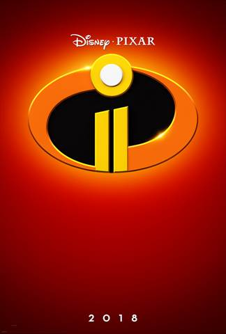 The Incredibles II Movie Poster