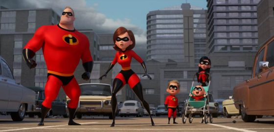 The Incredibles II Movie Still