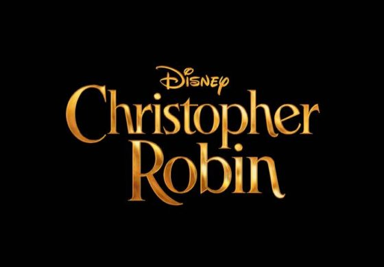 Christopher Robin Title Text