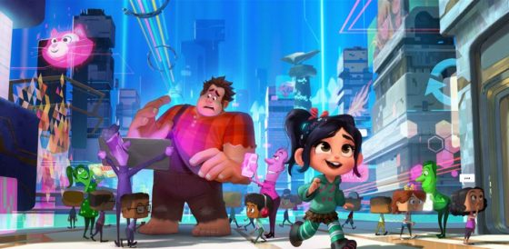 Ralph Breaks the Internet movie still
