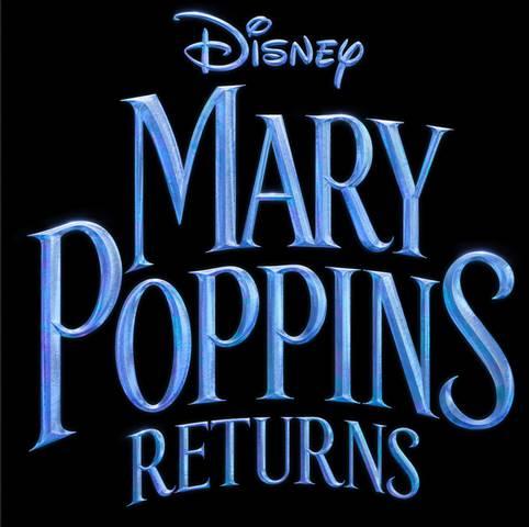 Mary Poppins Returns Title Text