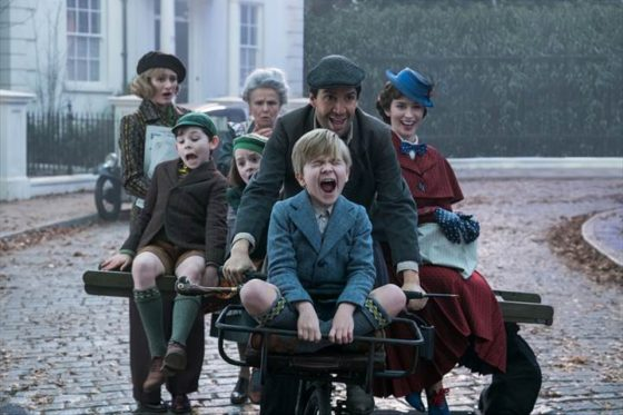 Mary Poppins Returns Movie Still