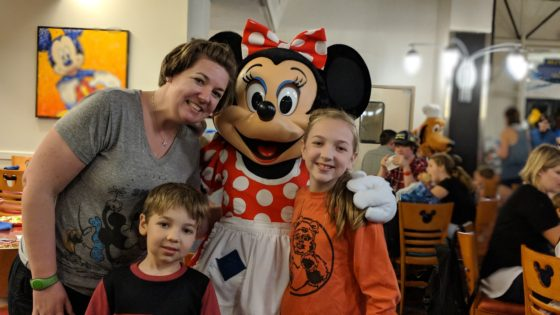 My Loves with Minnie Mouse