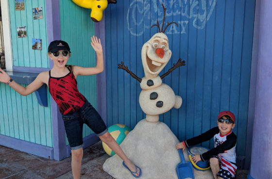 Our Day on Castaway Cay