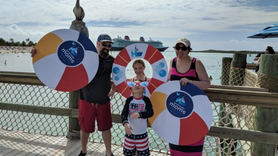 Family Fun on Castaway Cay