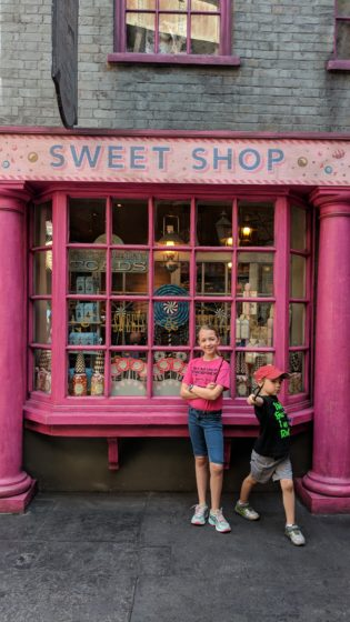 At the Sweet Shoppe