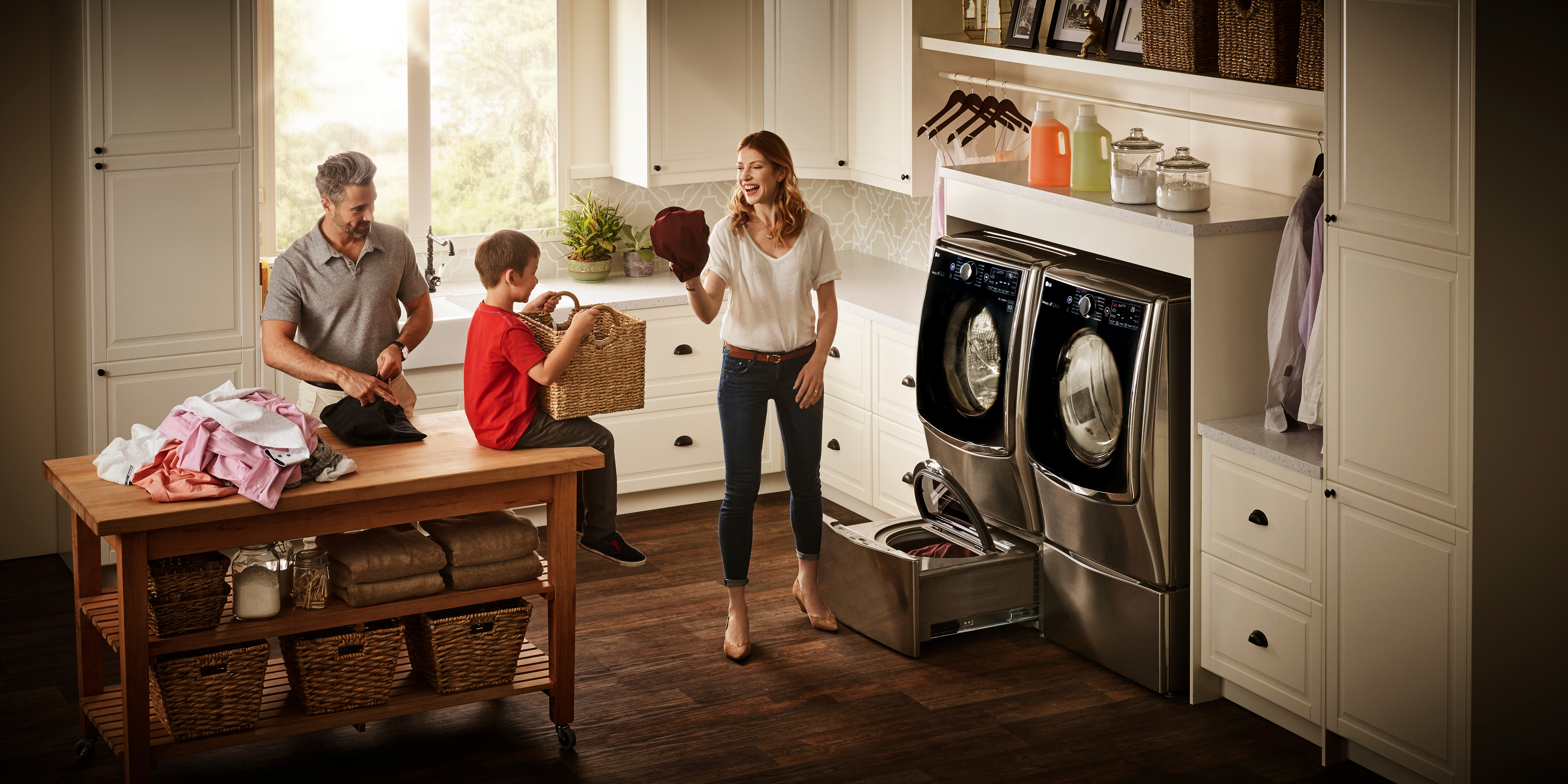 Now's the Time to Get the LG Twin Wash System at Best Buy