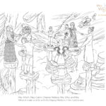 A Wrinkle In Time Coloring Page 4