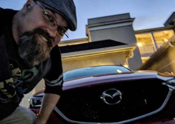 Our last night with the Mazda CX-5 Grand Touring
