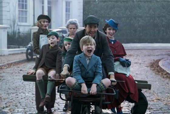 Group Mary Poppins Returns