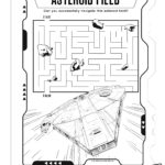 Han Solo Asteroid Field