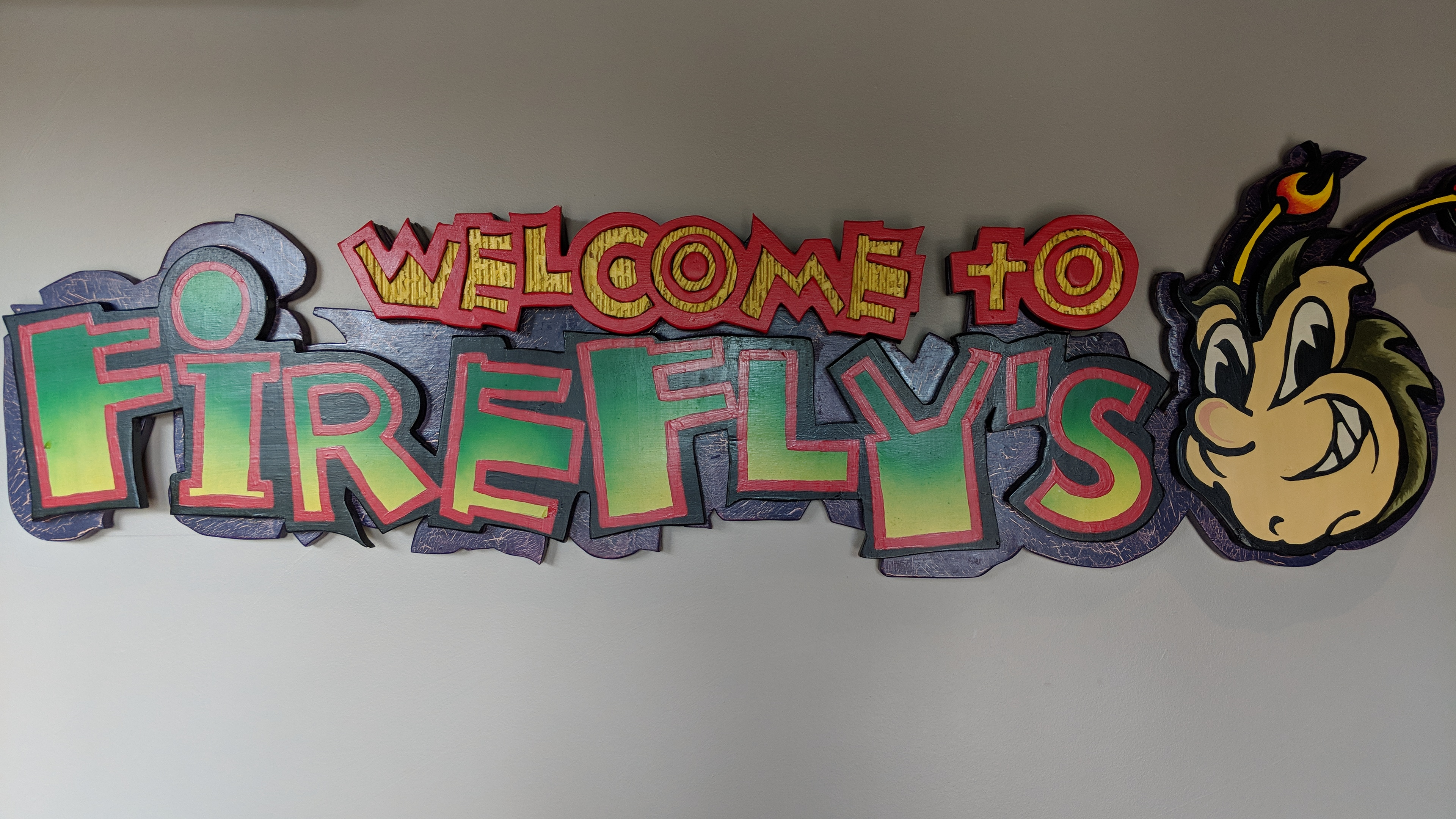 Welcome to Fireflys BBQ