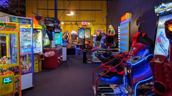 The XtremeCraze Game Room