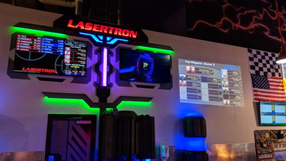 Lasertron at XtremeCraze