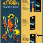 Incredibles 2 Supers Door Hangers