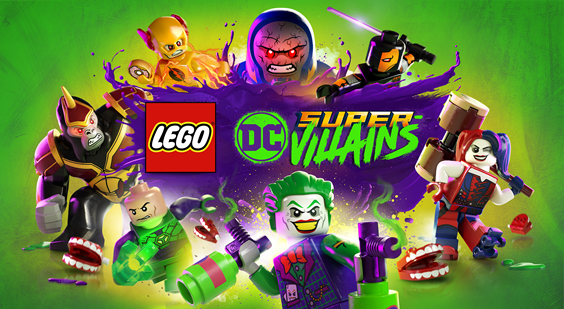 Get up to Mischief as LEGO DC Super-Villains!!