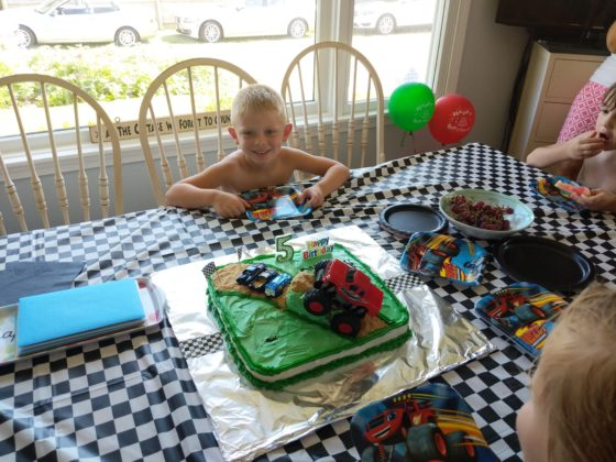 Dylan Turns 5