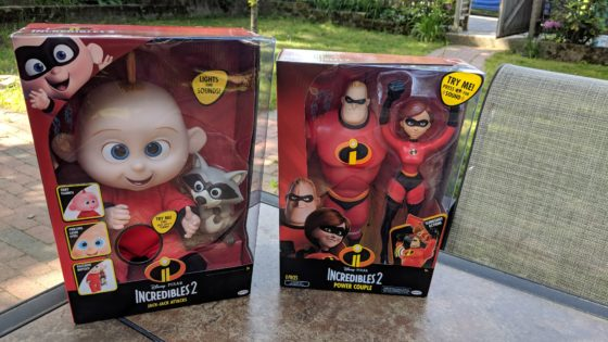 Incredibles 2 - Power Couple