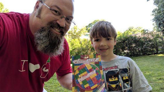 Disceez LEGO Flyer