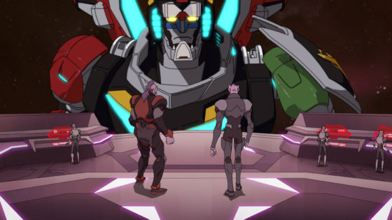 Lotor and Voltron