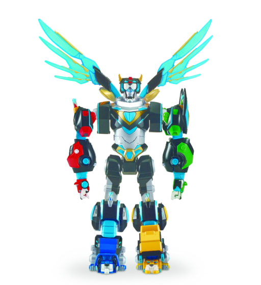 Voltron Combined
