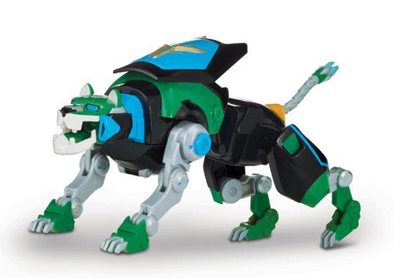 Voltron Hyper-Phase Green Lion