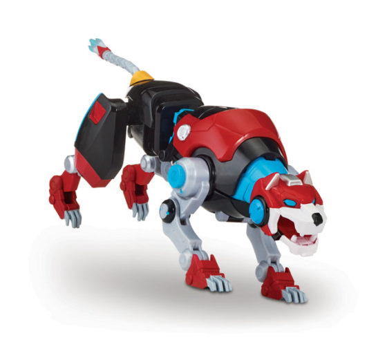 Voltron Hyper-Phase - Red Lion