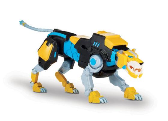 Voltron Hyper-Phase - Yellow Lion