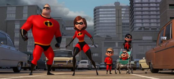 The Incredible Family - Incredibles 2