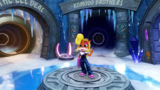 Coco - Crash Bandicoot N Sane Trilogy