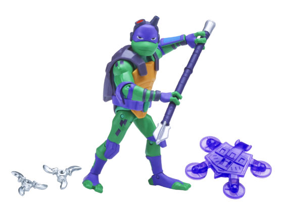 Rise of the Teenage Mutant Ninja Turtles SDCC Exclusive Donatello