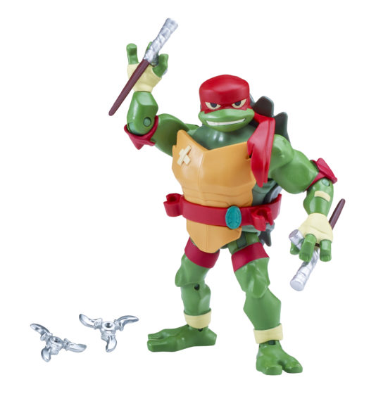 Rise of the Teenage Mutant Ninja Turtles SDCC Exclusive Raphael