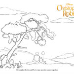 Christopher Robin - Balloon in the Hundred Acre Wood