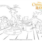 Christopher Robin - Pooh Gang