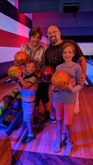 Pre-Event Bowling