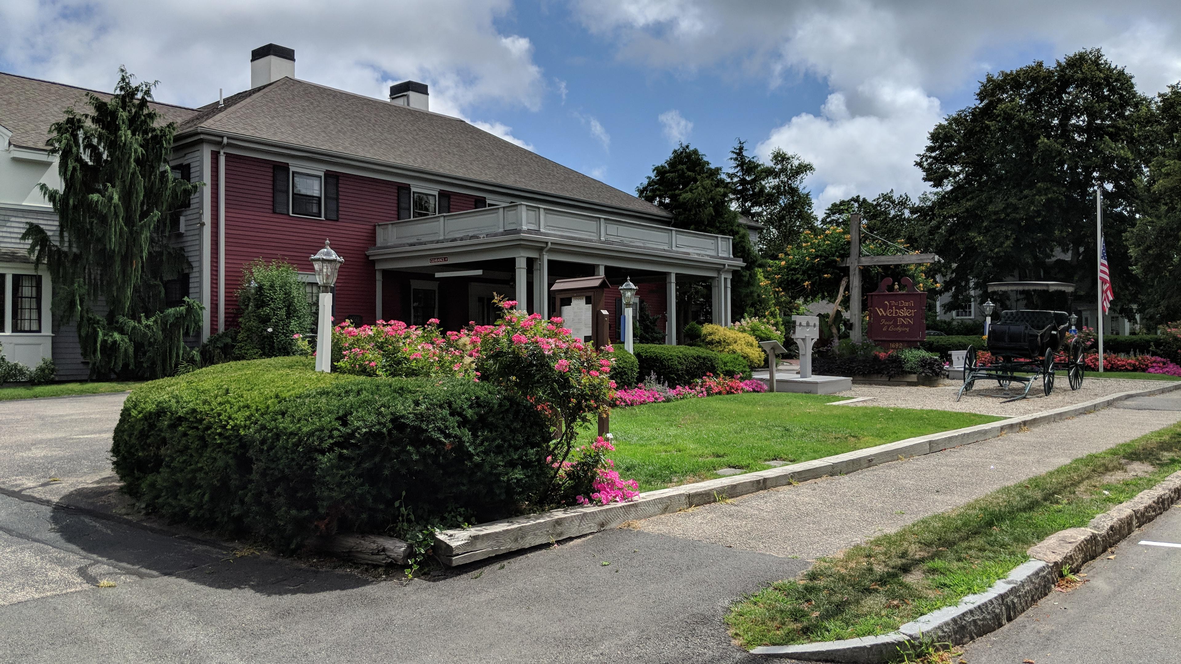 Review: Daniel Webster Inn – Sandwich, MA