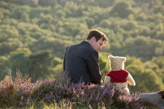 Christopher Robin and Pooh
