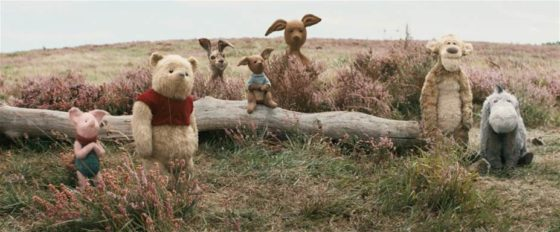 The Hundred Acre Wood Crew - Christopher Robin