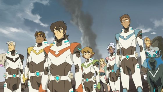 The Voltron Team