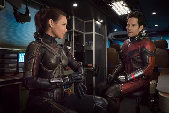 ANT-MAN AND THE WASP Have Landed In Theaters!