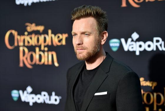World Premiere Of Disneys Christopher Robin - Ewan McGregor