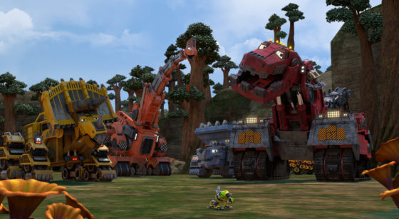 Dinotrux Supercharged Season 3 Still