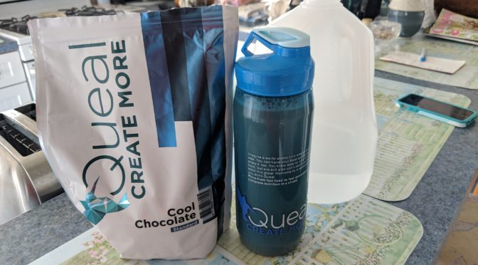 Review: Create More With Queal, a Nutritionally Complete Meal Replacement Option