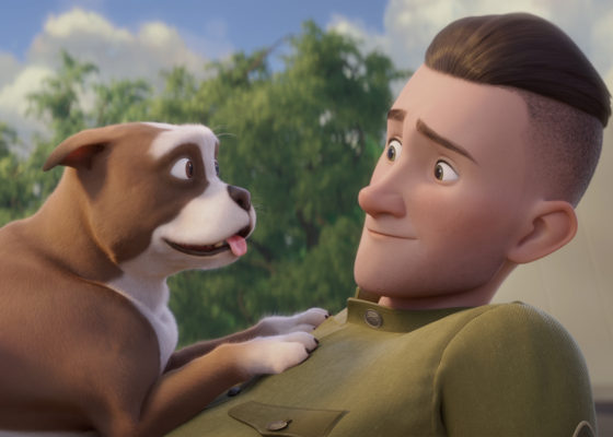 Sgt Stubby - Stubby and  Conroy