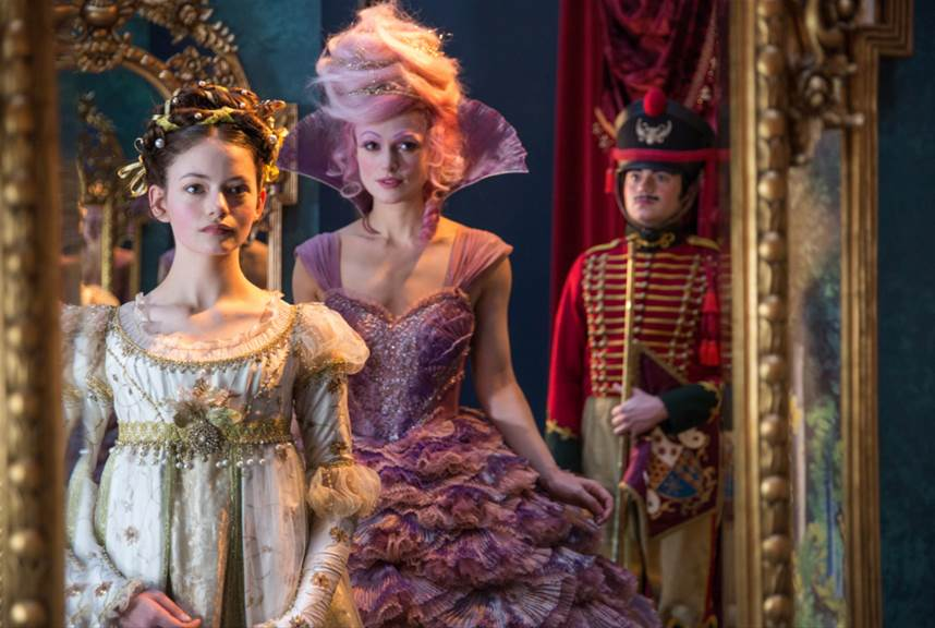 THE NUTCRACKER AND THE FOUR REALMS! New Poster and Trailer!