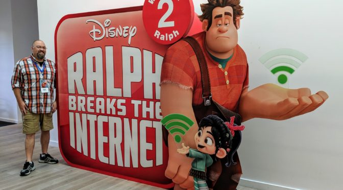 Ralph Breaks the Internet Q & A with Rich Moore, Phil Johnston and Clark Spencer
