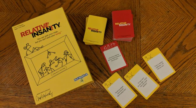 Absolute Family Hilarity with Jeff Foxworthy's New Board Game Relative Insanity