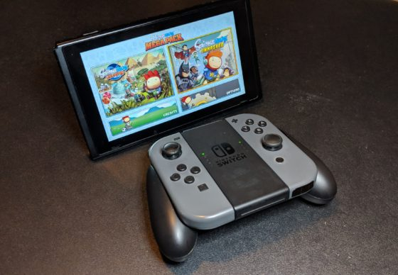 Scribblenauts Mega Pack on the Nintendo Switch Console