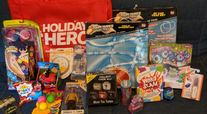 The Toy Insider HoliDAY of Play 2018 Recap – @TheToyInsider #WeKnowPay