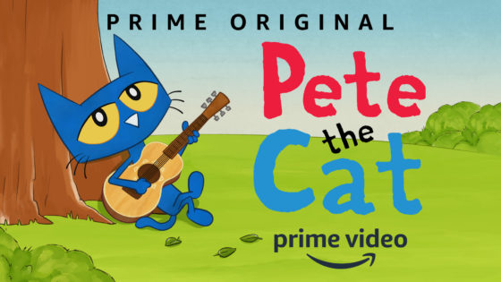 Pete The Cat Banner